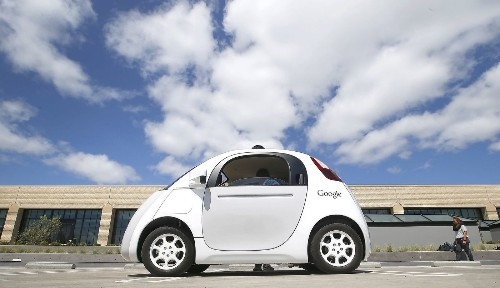 Self-driving cars must have driver behind the wheel, California says - Los Angeles Times