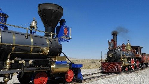 Celebrate the transcontinental railroad on a weekend escape in Utah