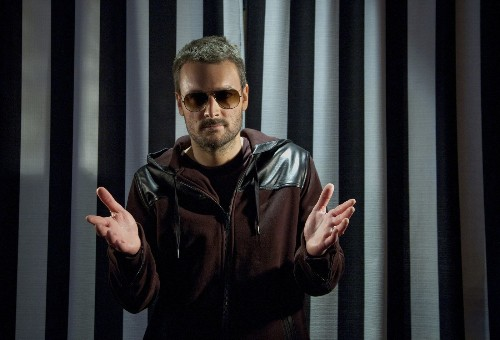 Eric Church gets 'back out there' with 'The Outsiders'