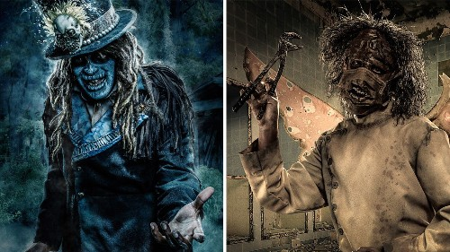 Knott's completes a Halloween Haunt revival with two new mazes
