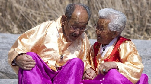 'My Love, Don't Cross That River': Touching scenes from a 75-year Korean marriage