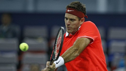 Injured Juan Martin del Potro unable to defend his title at Indian Wells