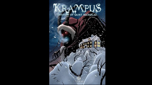 'Krampus' graphic novel provides a prequel to the holiday horror film - Los Angeles Times