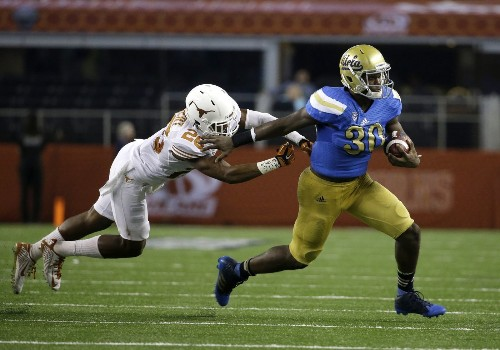 UCLA's Myles Jack is forced to adjust in year two