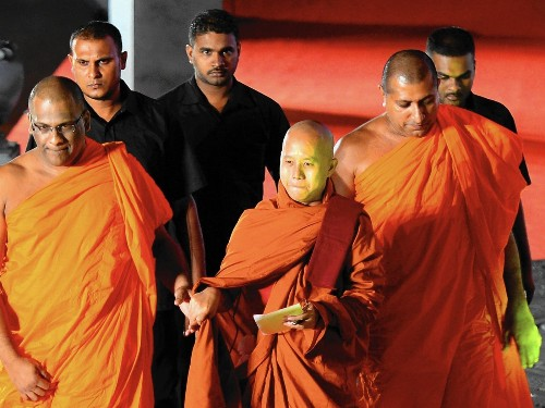 Monk dubbed 'Buddhist Bin Laden' targets Myanmar's persecuted Muslims - Los Angeles Times