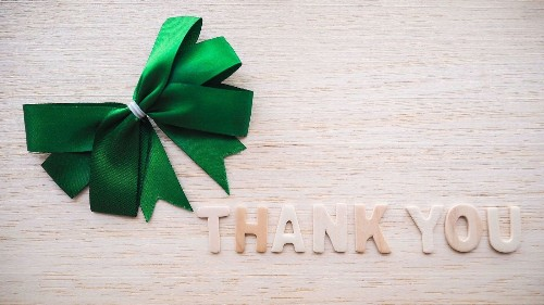 Your 3-step plan to writing the perfect 'Thank You' note