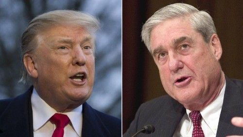 'Total exoneration' by Mueller — another Trump whopper