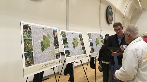 Plans to change the use of Mile Square Park golf course draw supporters and opponents - Los Angeles Times