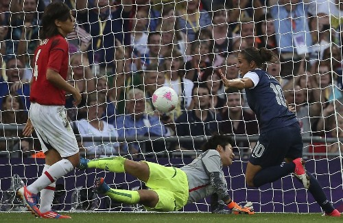 Women's World Cup: Japan keenly remembers 2012 Olympic loss to U.S.