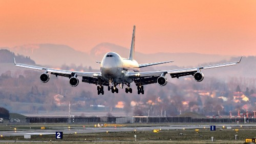 Once the queen of the skies, the 747 will soon be just a flying truck
