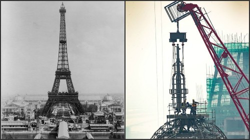 Seven places to see the Eiffel Tower (not counting the original in Paris, of course)