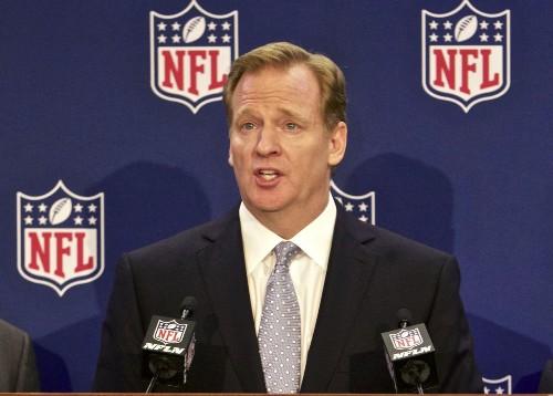 Roger Goodell tells teams no NFL in Los Angeles in 2015