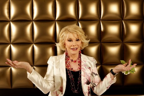 Oscars 2015: Academy addresses Joan Rivers' 'In Memoriam' absence - Los Angeles Times