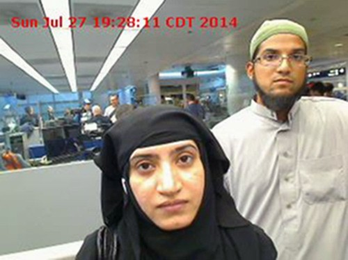 San Bernardino shooter is believed to have planned previous attack, source says