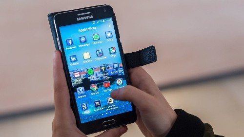 I'm not 'addicted' to my smartphone. I depend on it to survive