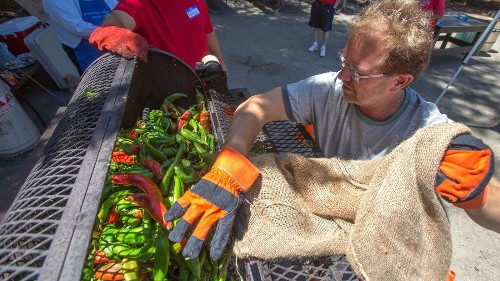 Hatch green chile fever ready to heat up in Southern California