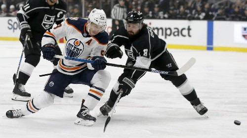 What we learned from the Kings' 5-2 win over the Oilers - Los Angeles Times
