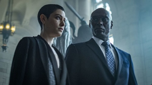 IMDb file: From 'The Wire' to 'John Wick,' Lance Reddick always looks for new challenges.