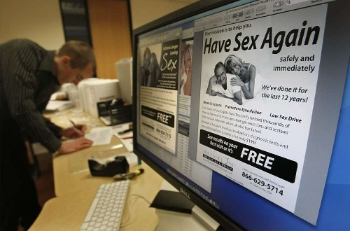 FDA panel backs 'pink Viagra' for sexual dysfunction in women - Los Angeles Times