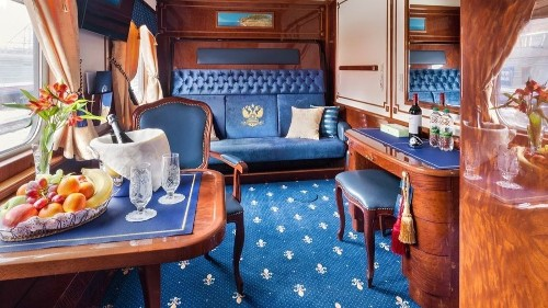 A look at some of the world's most luxurious train rides (and how much they cost) - Los Angeles Times