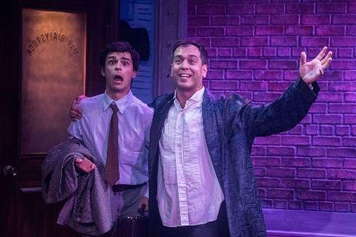 Review: Small theaters think big with 'Ragtime' at the Chance and 'The Producers' at Celebration