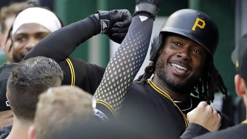How Pirates switch-hitter Josh Bell became a feared home run threat