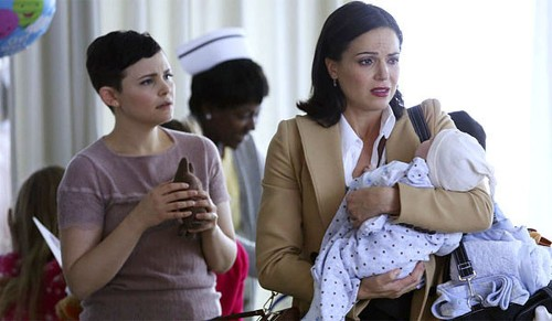 'Once Upon a Time': It's Regina vs. Peter Pan, and Pan never fails - Los Angeles Times