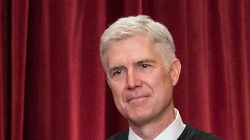 In his first Supreme Court opinion, Gorsuch shows writing flair, strict interpretation of law