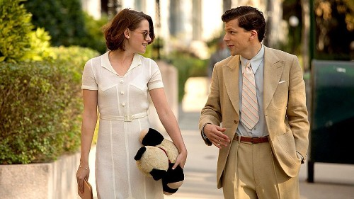 Woody Allen finds himself at ease in his lush Hollywood story 'Cafe Society' - Los Angeles Times