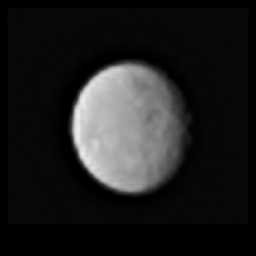 Ceres in sight: NASA's Dawn spacecraft eyes mysterious dwarf planet