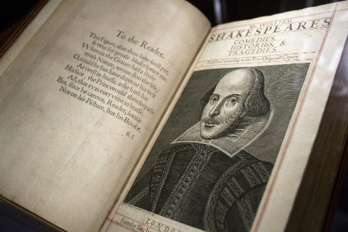 Study finds a disputed Shakespeare play bears the master's mark