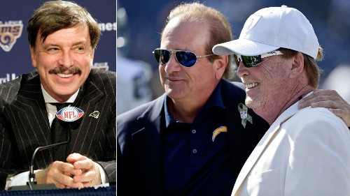 NFL in L.A.? Here are some predictions for the next few months