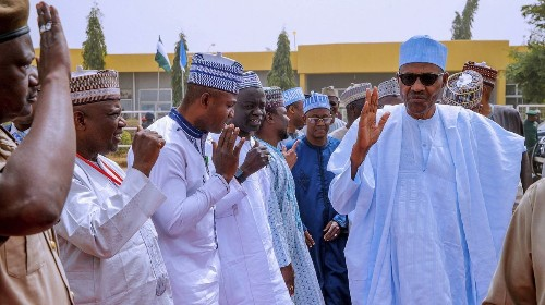 Nigerians bewildered after presidential election is postponed at the last minute