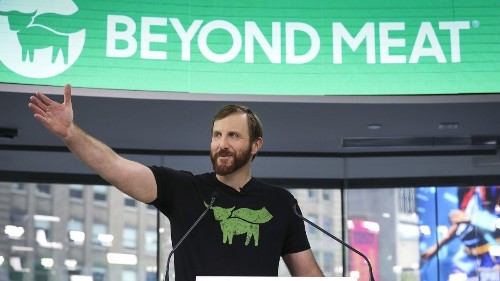 Beyond Meat wipeout called by analyst who nailed Facebook IPO