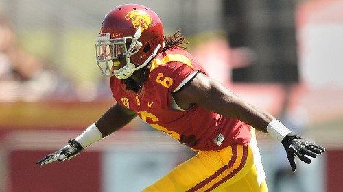 USC's Josh Shaw suffers ankle injuries while rescuing nephew