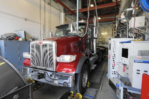 Cutting ozone will require radical transformation of California's trucking industry