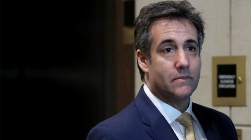 We shouldn't need Michael Cohen to show us how bad of a president Trump is