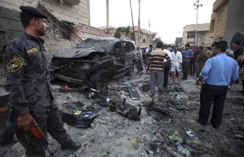 Ramadan bombings kill at least 38 in Iraq