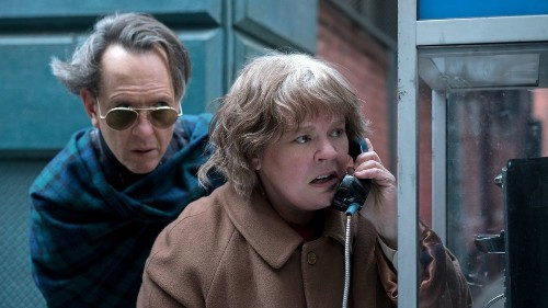 Critic's Choice: 'Can You Ever Forgive Me?' is a tender, acerbic delight