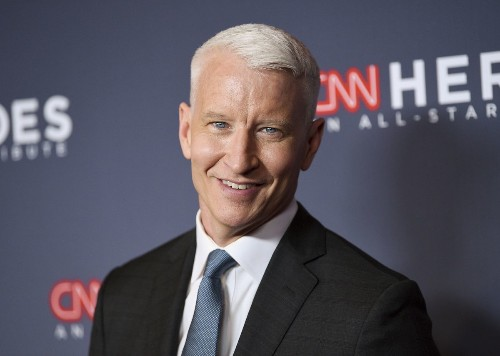 Anderson Cooper signs two-book deal with Harper