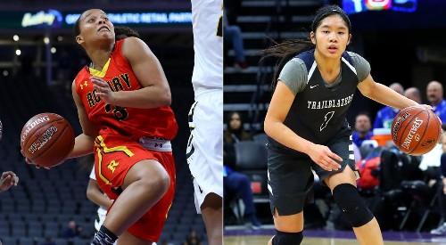The Times' All-Star girls' basketball team