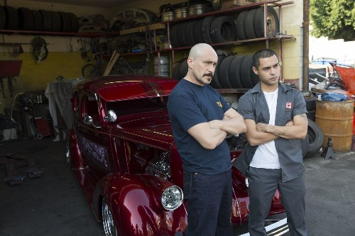 2016 L.A. Film Fest to open with 'Lowriders,' starring Eva Longoria and Demián Bichir