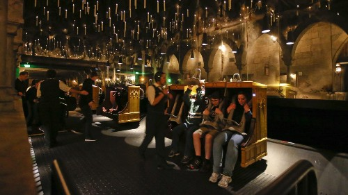 How big is too big? Some theme park riders fear small seats and 'the walk of shame'