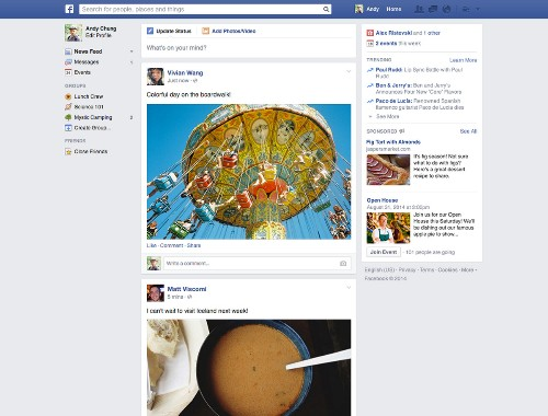 Technical limitations led Facebook to scrap its bold News Feed redesign