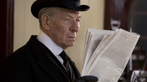 Ian McKellen's not slowing down, taking 'Mr. Holmes' on a thoughtful journey