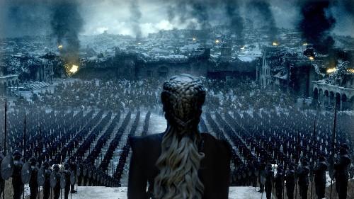 'Game of Thrones' finale recap: No one's very happy