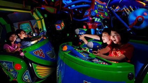 25 best theme park dark rides in the world