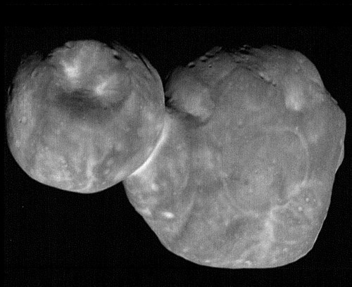 Weirdly shaped, very dark: Ultima Thule is revealing the outer solar system's secrets