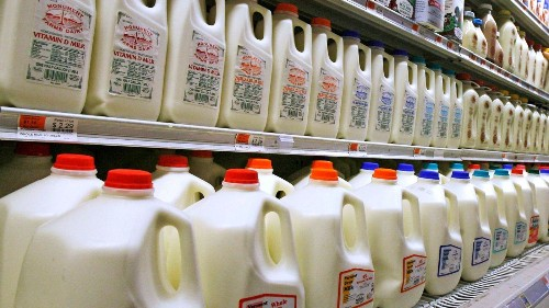Stop calling almond, soy and rice milks 'milk,' 25 members of Congress say