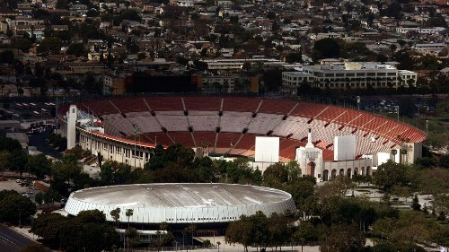 Don't change the name of Los Angeles Memorial Coliseum